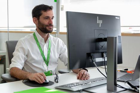 Marc Suárez-Calvet, responsable del nuevo Grupo de Biomarcadores en Fluidos y Neurología Traslacional del BBRC