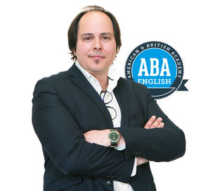 Marc Vicente, CEO ABA English.