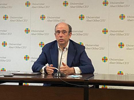 Marcelino Oreja, Enagás.