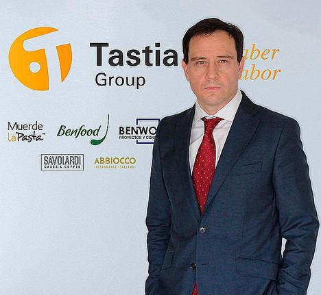 Marcos Manzano, Tastia Group.