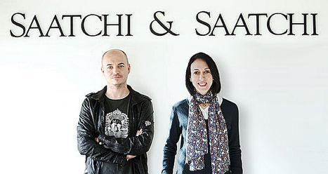 María Rosa Núñez y Óscar Martínez nuevos CEO y CCO de Saatchi & Saatchi España