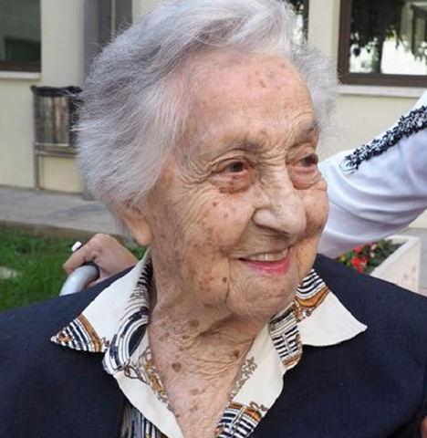 Maria Branyas.