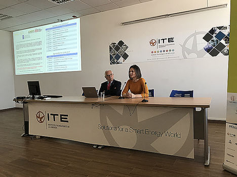 Organizaciones empresariales y empresas de Colombia analizan vías de colaboración durante dos días con empresas del Clúster de Energía de la Comunidad Valenciana