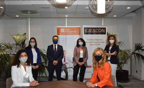 Right Management se une al programa Directiv@s en Transición de EJE&CON