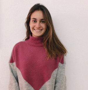 Maria Villar, Foodin App.
