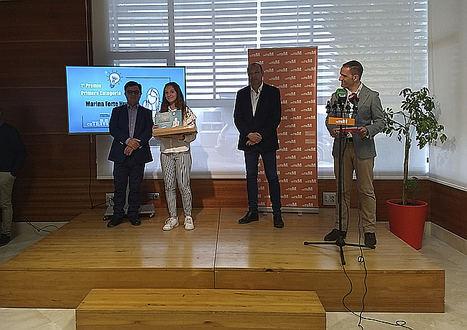 Marina Forte, 1º Premio 1ª Categoria.