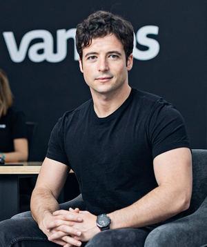 Mario Carranza, Fundador y CEO de Vamos.
