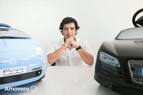 Amovens se lanza al mercado francés tras recibir 5 millones de euros de financiación