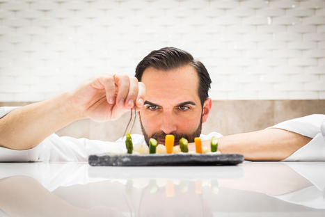 Mario Sandoval cocinará en Alimentaria sus últimas investigaciones