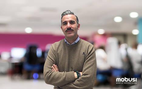 Mario Torija, nuevo Head of Marketing and Communication de Mobusi