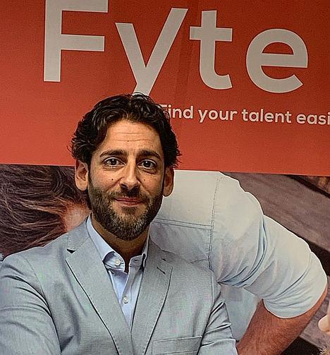 Mario Vázquez, Head of Fyte Barcelona.