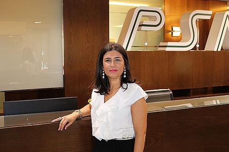 Marisa Díaz-Meco, directora general de Seguimiento Estratégico, Control y Calidad PSN.