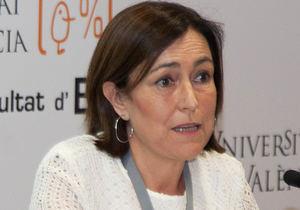 Marisa Quintanilla, directora del Observatorio de Inserción Profesional y Asesoramiento Laboral (OPAL).