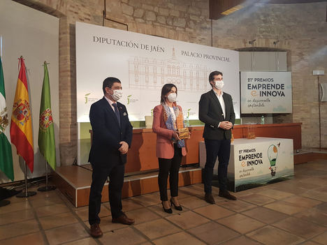 Mariscos Castellar obtiene el Premio Emprende e Innova de la Diputación de Jaén