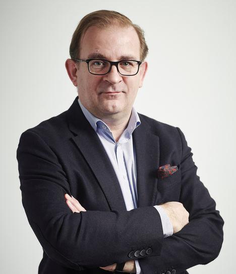 Mark Barnett, presidente de Mastercard Europa.