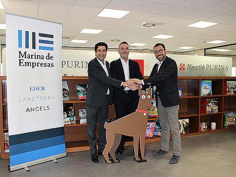 Lanzadera y Nestlé Purina buscan proyectos innovadores en alimentación y servicios que mejoren la calidad de vida de las mascotas