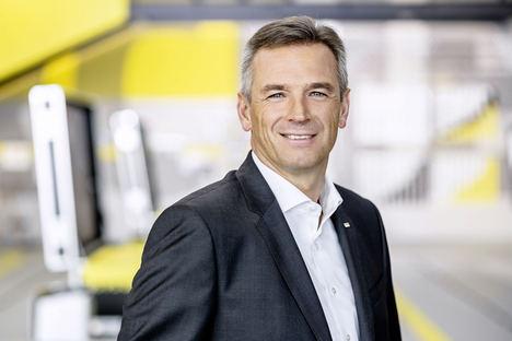 Markus Asch, propuesto como candidato al Consejo de administración de Interroll