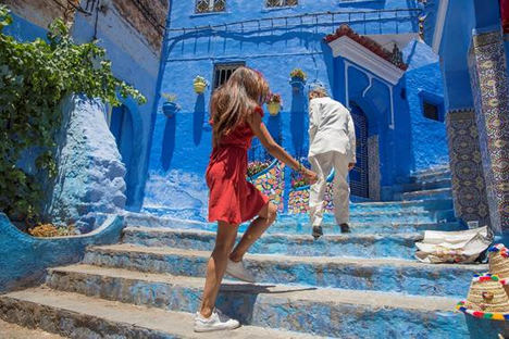 Marruecos, un otoño con todo incluido