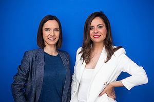 Marta Córcoles y Elena Pérez, cofundadoras de UO.