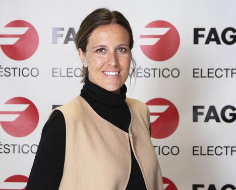 Marta Lucas, Fagor Electrodomestico.