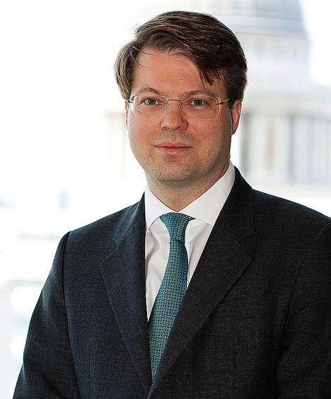 Martin Skanberg, RV Europa Schroders.