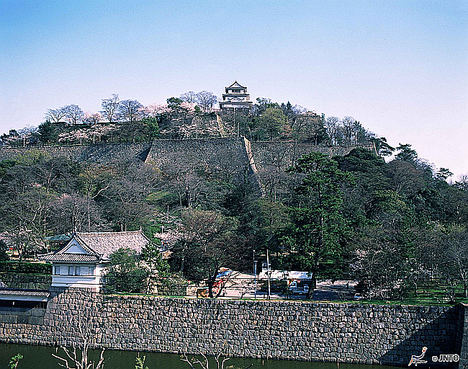 Marugame jo castle [Kagawa]