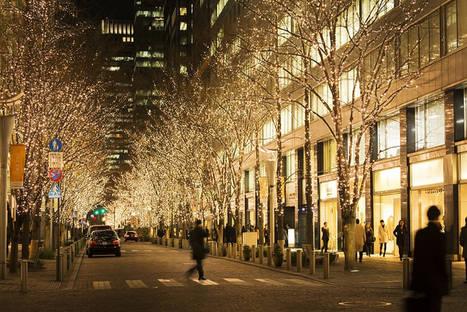 Propuestas únicas para disfrutar de Navidad y Año Nuevo en Japón