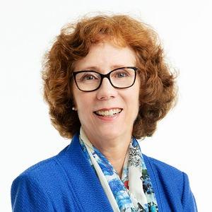 Mary Peterson, vicepresidenta sénior y directora general de Marketing, Cambium Networks.