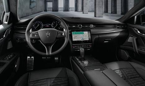 Maserati firma un acuerdo global con TomTom