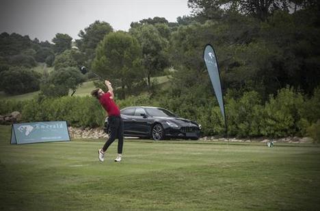 Maserati Golf Tour