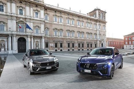 Levante Trofeo y GTS, los SUV más potentes en la historia de Maserati