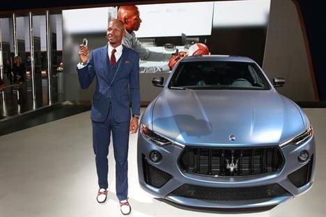 Maserati descubre un nuevo Levante One of One