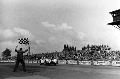 Maserati Tipo 61, 60º aniversario de su victoria en Nürburgring