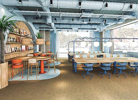 Wojo, nuevo espacio de coworking en Barcelona