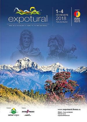 Expotural 2018 reunirá la mayor oferta en España de turismo de naturaleza y deportes de montaña