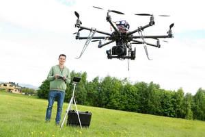 MasterD lanza el Curso de Piloto de Drones