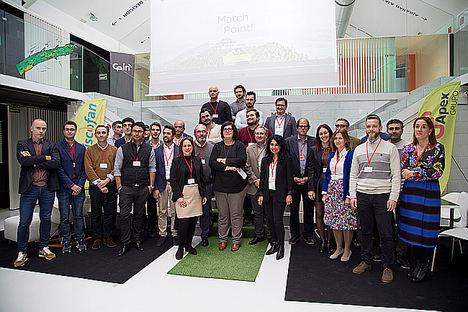 Orizont elige las 14 startups que trabajarán con las empresas líderes del sector agroalimentario