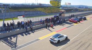 TÖNNJES y Kathrein convencen a clientes y autoridades en el evento de Sachsenring ©