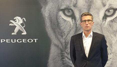 Matthieu Brinon nuevo Director Comercial, Marketing y Comunicación Peugeot Motocycles