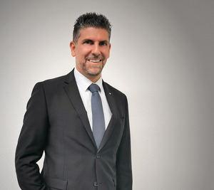 Maurizio Catino, Vicepresidente ejecutivo de ventas y servicios globales y miembro del Grupo directivo de Interroll.