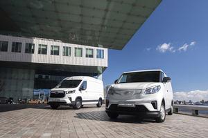 Bergé Auto inicia la comercialización de la nueva gama de Maxus en España