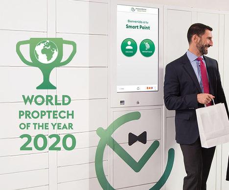 Una empresa española gana el premio a la mejor PropTech del Mundo