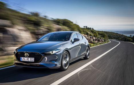 El nuevo Mazda3 consigue 5 estrellas