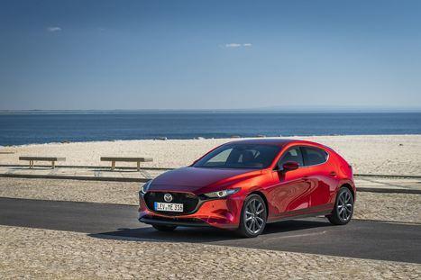 Premio para el nuevo Mazda3