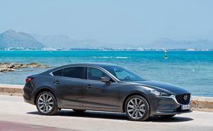 El Mazda6 recibe el premio Top Safety Pick del IIHS
