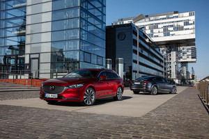 Presentación del nuevo Mazda6