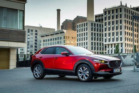 """El Mazda CX-30 recibe el premio """"Top Safety Pick+"""" del IIHS"""