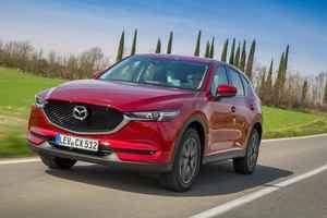 Avance del nuevo Mazda CX-5
