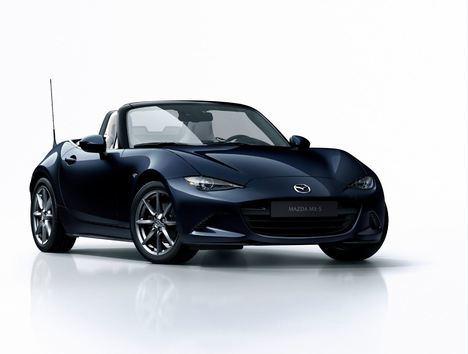 Mazda MX-5 2021, la leyenda se renueva