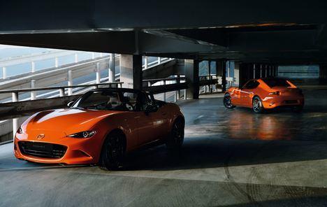 Presentación en Chicago del Mazda MX-5 30 Aniversario